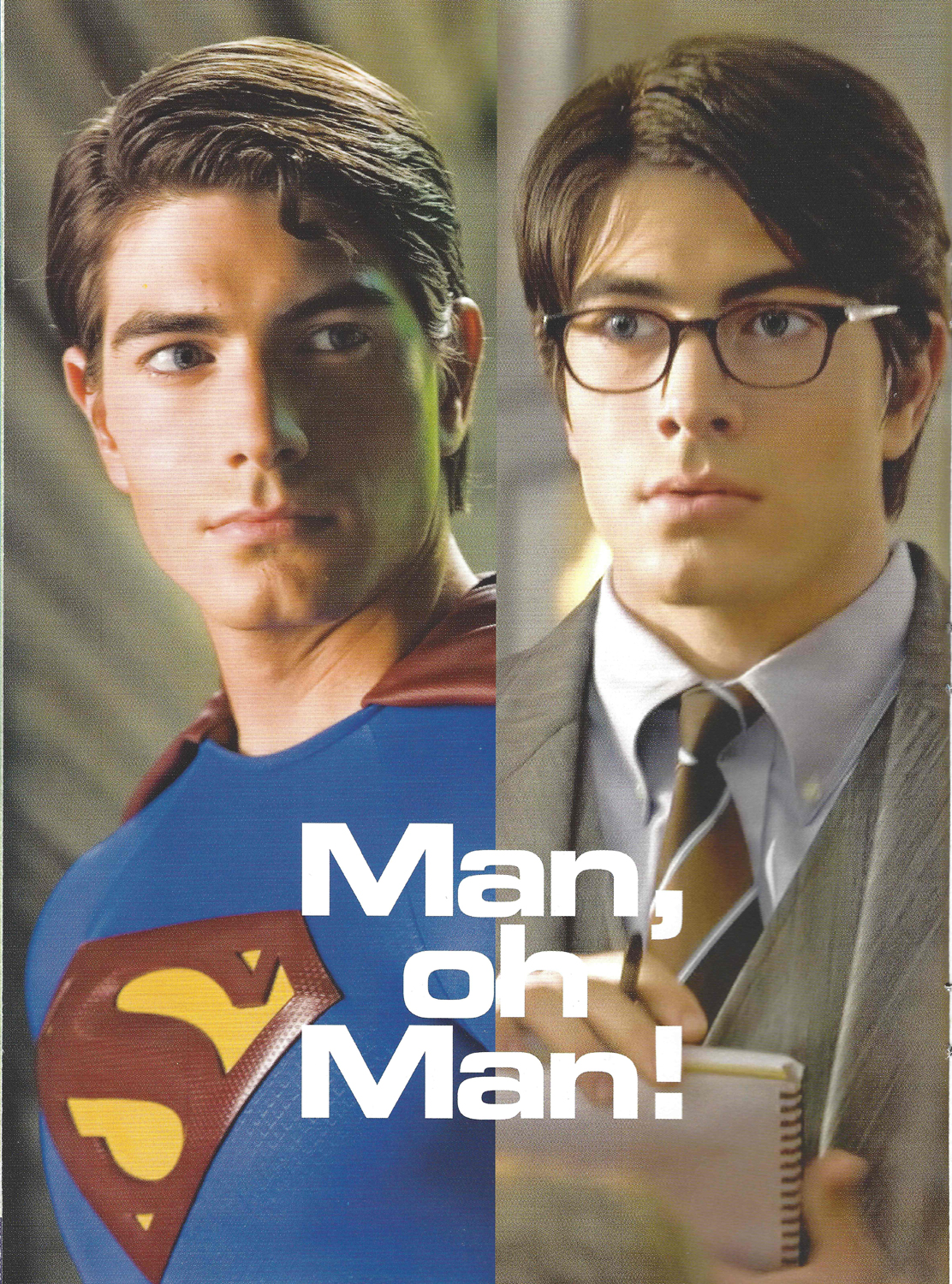 brandon routh clark kent - HD 1112×1500
