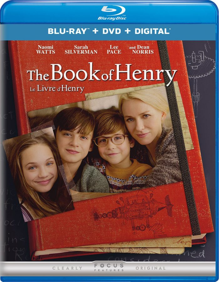 The Book of Henry on DVD and Blu-ray