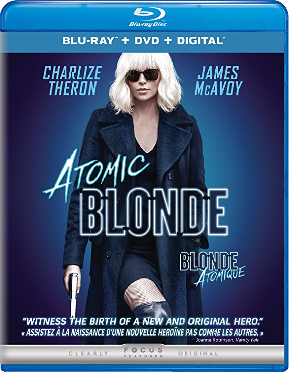Atomic Blonde now available on Blu-ray and DVD