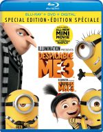 Despicable Me 3 now available on Blu-ray, DVD and Digital.