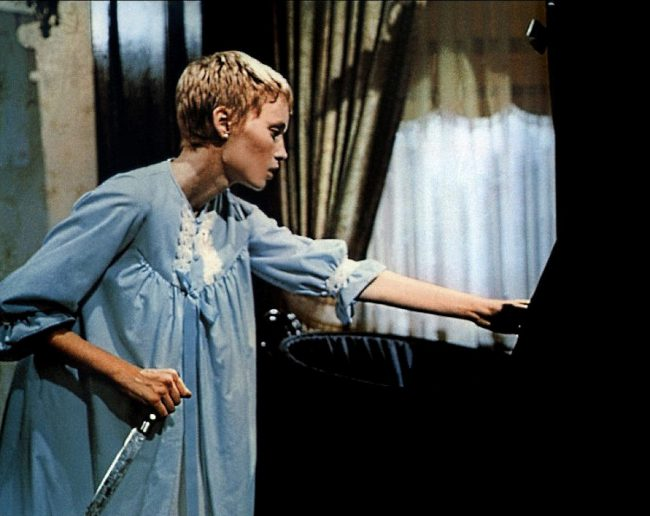 The horror classic Rosemary's Baby (1968) depicts a young pregnant woman (Mia Farrow) at the center of strange events while being surrounded by even stranger people. She believes that her husband and his strange new friends are devil worshippers bent on sacrificing her child to their sinister master. She tries whatever she can to escape […]