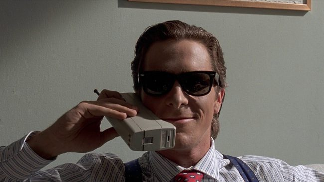 Patrick Bateman (Christian Bale) is a sociopath in American Psycho (2000). He feigns emotions for as long as needed while he strives for status and wealth, consistently picking off victims at every urge. In this horrifying film adaptation of Bret Easton Ellis's book of the same name, we see Bateman kill a slew of men […]