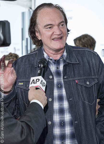 Quentin Tarantino's next movie not a Charles Manson biopic