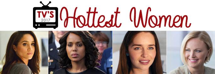 TVs Hottest Women