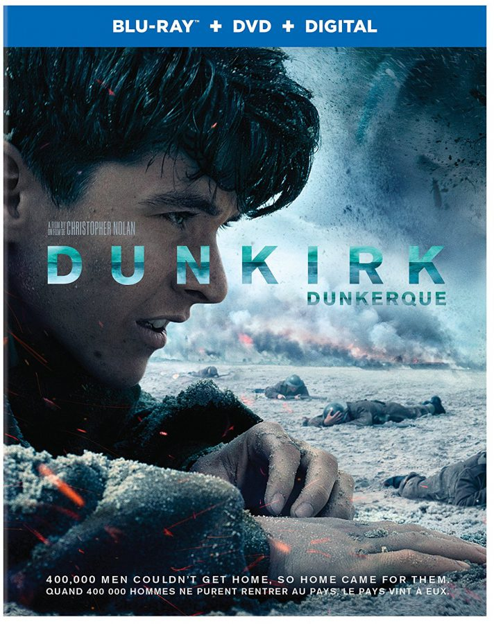 Dunkirk on Blu-ray and DVD