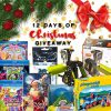 12 Days of Christmas: Day 10 - plenty of toys and DVDs!