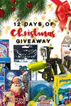 12 Days of Christmas giveaway: Day 10 - plenty of toys and DVDs!