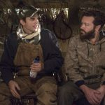 Danny Masterson and Ashton Kutcher in The Ranch.