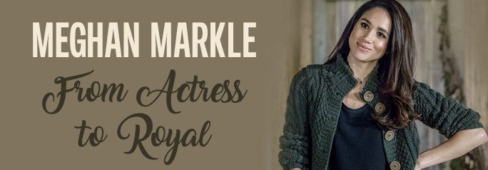 Meghan Markle has been making headlines since Britain's Royal Family announced the American actress is due to wed Prince Harry! Who doesn't love a royal wedding — with its glitz, glam, and old-time tradition. It's no surprise Meghan has given up her acting career in favor of the life of a royal. In preparation for […]