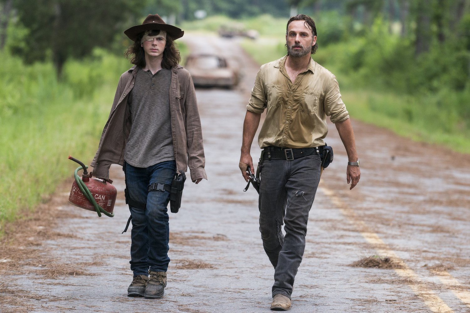 Still from The Walking Dead