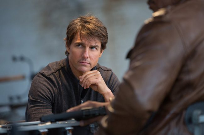 Starring: Tom Cruise, Henry Cavill, Michelle Monaghan, Rebecca Ferguson, Alec Baldwin, Ving Rhames, Angela Bassett, Simon Pegg Ethan Hunt (Tom Cruise) is back in action with his team in this sixth installment in the wildly popular Mission: Impossible franchise.