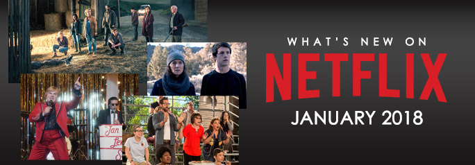 Whats new on Netflix