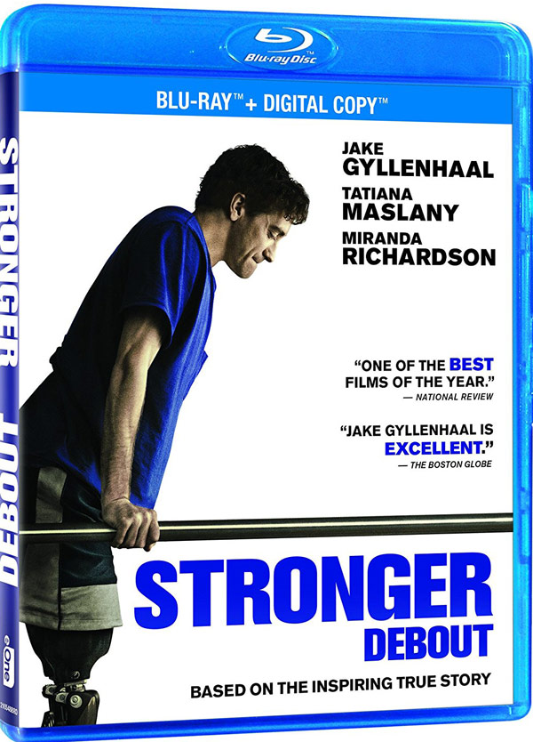 Stronger on Blu-ray