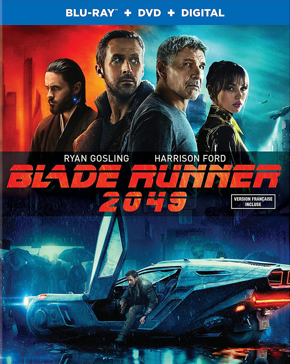 Blade Runner 2049 now available on Blu-ray, DVD and Digital HD
