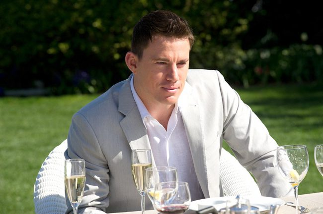 A set of perfect pearly whites and a handsome face make Channing Tatum an obvious addition to this list. Plus, who could forget his stint as a sexy male stripper in the Magic Mike films.