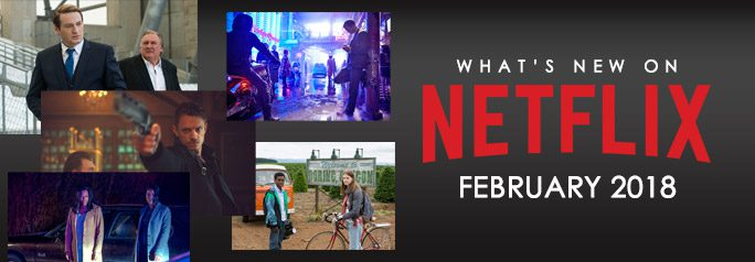 It's February — which can be the coldest month of the year. But have no fear — Netflix has plenty of original programming to keep you entertained as you bundle up and wait for warmer weather to arrive. Check out the original series and films coming to the streaming service this month. ~Alexandra Heilbron