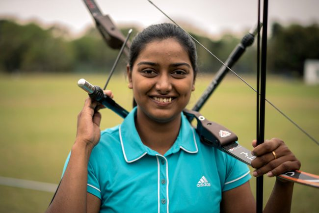 Born to abject poverty in rural India, Deepika Kumari stumbled upon archery as a sport and while still a teenager, she rose to become the top ranked female archer in the World.