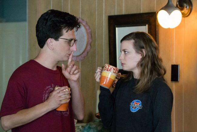 After a long, complicated, and somewhat messy journey, Gus (Paul Rust) and Mickey (Gillian Jacobs) are in a fully committed relationship. Together, they navigate this new state together, showing us that love, for all its weird ups, downs and hilarious in-betweens, is both incredibly complicated and wonderfully simple.