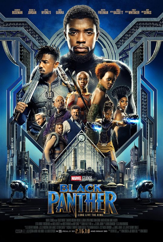 Black Panther tops box office