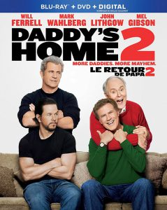 Daddy's Home 2 on Blu-ray and DVD