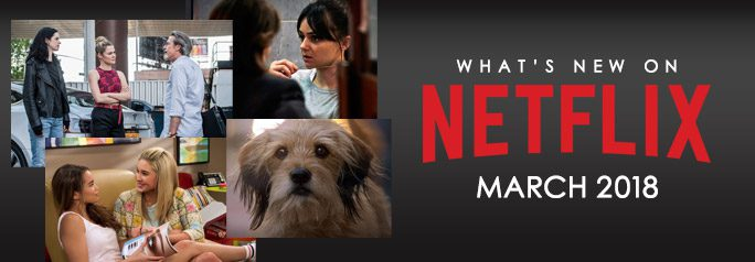 Netflix continues to offer new and exciting original entertainment for subscribers in the month of March! Check out the new season of Marvel's Jessica Jones, the third season of Love, a brand new stand-up special starring Ricky Gervais and a reboot for dog lovers as adorable puppy Benji returns to the screen, to name just […]