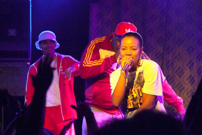 "In the early 1980s, at the age of 14, Queens, New York native Lolita ""Roxanne Shanté"" Gooden was on her way to becoming a hip-hop legend as one of the first female MCs to gain popularity. This dramatic retelling of her story features Taliyah Whitaker and Chanté Adams as Roxanne at different points in her […]"