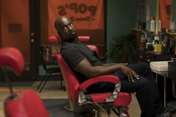Mike Colter in Marvel's Luke Cage