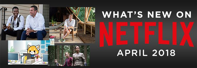 Each month, Netflix offers great content to subscribers and April 2018 is no different! Adam Sandler and Chris Rock team up for the new comedy film The Week Of, while Kevin James and Enissa Amani are each featured in brand new comedy specials. Check out the new series Lost in Space — based on the 1960s TV […]