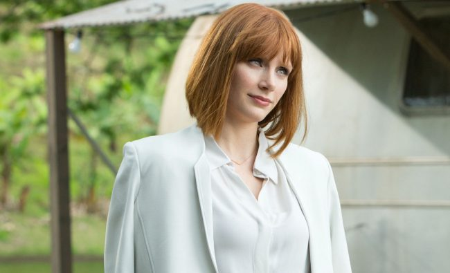 With Ron Howard as her father, Bryce Dallas Howard was born for greatness. She rose to fame in the M. Night Shyamalan thrillers The Village and Lady in the Water, however, it's been her role in Jurassic World and the sequel, Jurassic World: Fallen Kingdom, that has gotten her the most attention to date.