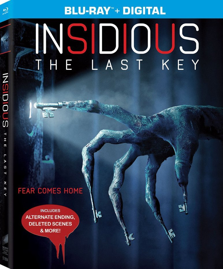 Insidious: The Last Key unlocks solid scares