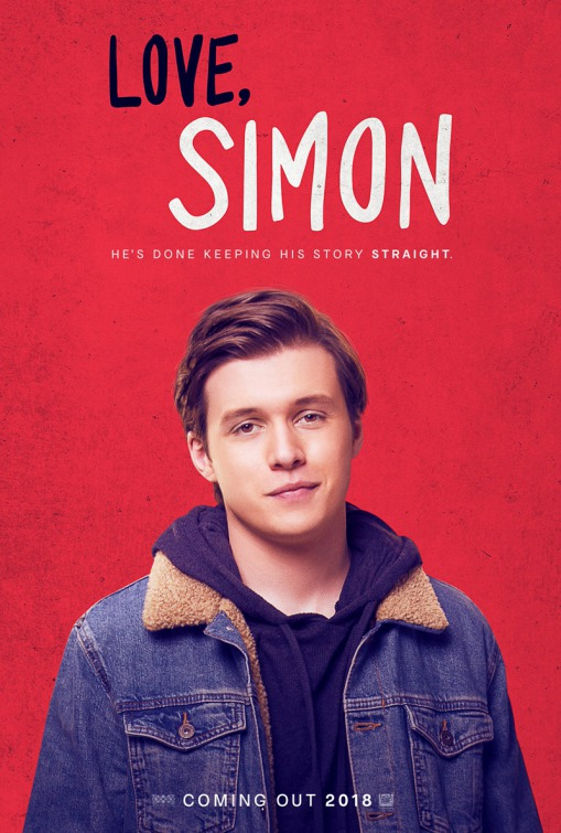 Love, Simon poster