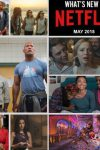 What's New on Netflix Canada - May 2018