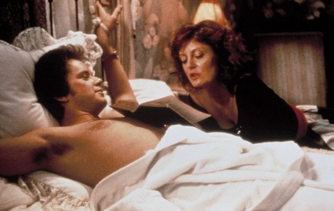 After meeting on the set of Bull Durham(pictured above), Susan Sarandon and Tim Robbins spent 23 years together, despite their 12-year age difference, before their unforeseen split in 2009. Although the stars never married, they showed no signs of discord throughout their relationship, and Susan even told People in 2010 that she was just as […]
