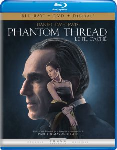Phantom Thread on Blu-ray