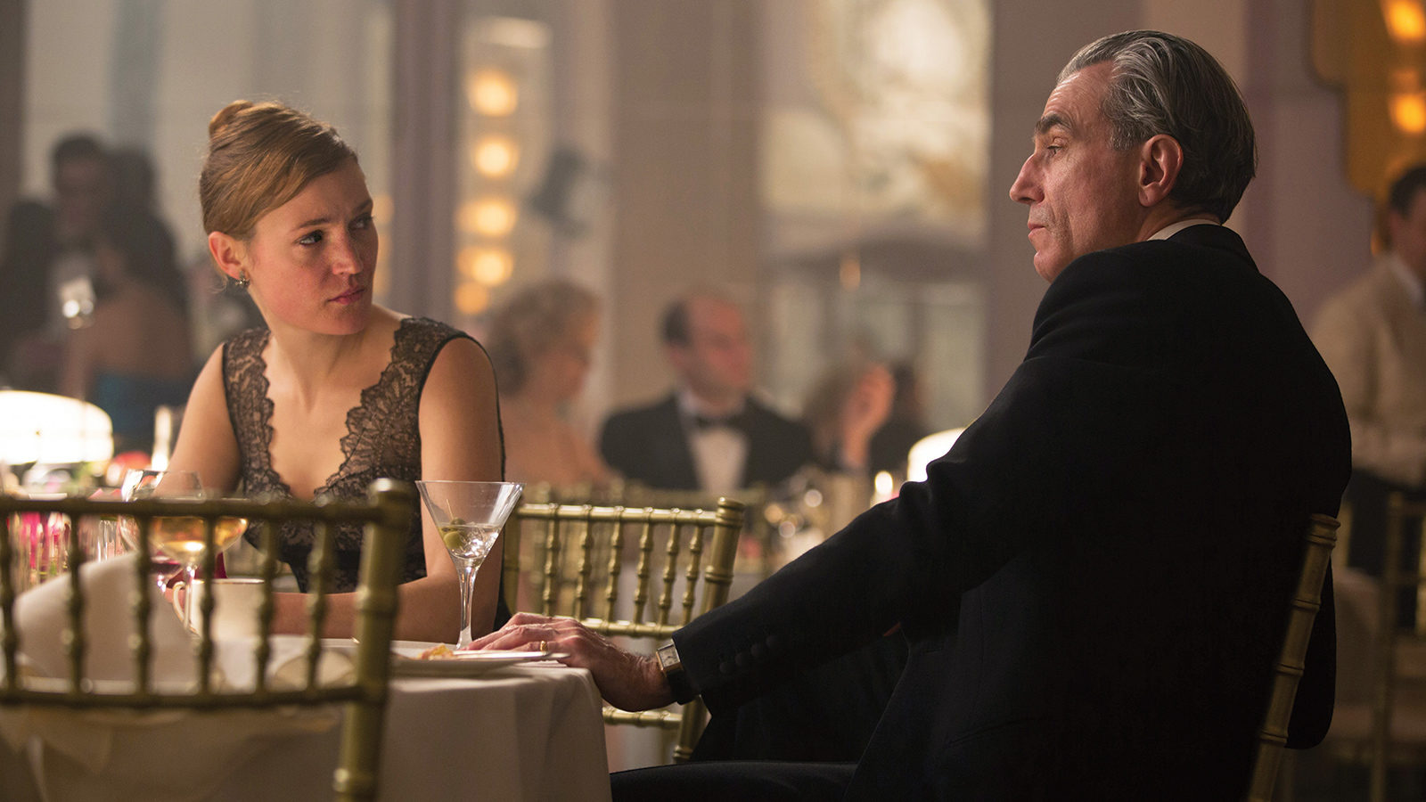 A scene from Phantom Thread © 2017 Focus Features, LLC.