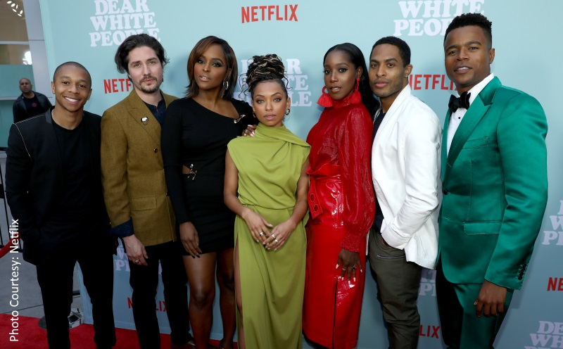 Cast of Dear White People