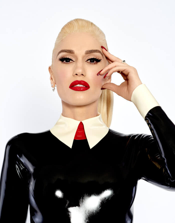 Gwen Stefani. Photo by Yu Tsai.