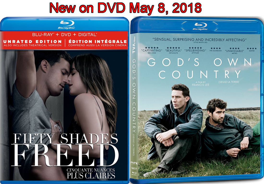 New on DVD May 8, 2018