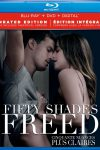 Fifty Shades Freed best film of the trilogy - Blu-ray review