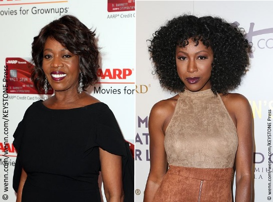 Marvel's Luke Cage starring Alfre Woodard and Gabrielle Dennis