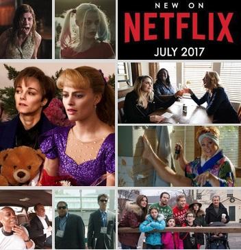 New on Netflix July 2018