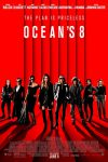 Ocean's 8 steals the top spot at weekend box office