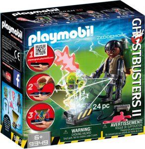 Zeddemore Ghostbusters Playmobil