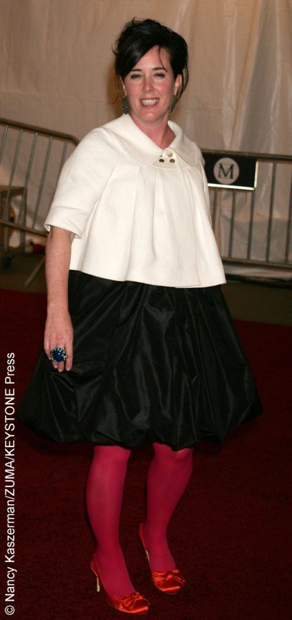 Fashion Designer Kate Spade Commits Suicide At Age 55 Celebrity Gossip And Movie News