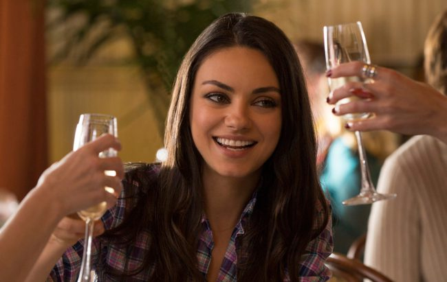 """Mila Kunis possesses a tantalizing """"bad girl"""" air. She is humorously associated with the character of Meg from Family Guy who is disliked by all the other characters, but we think they would have a change of tune if they saw the real Kunis. Trust her when she says, """"Blondes definitely do not have more […]"""