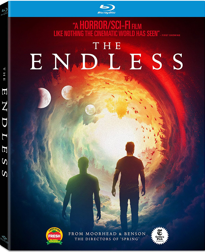 The Endless on Blu-ray