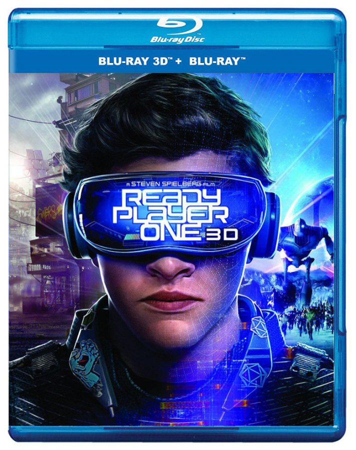 Ready Player One DVD and Blu-Ray