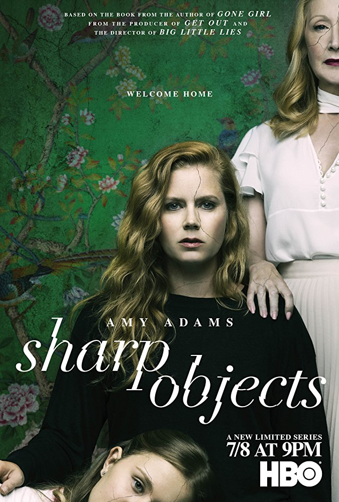 Amy Adams stars in HBO's Sharp Objects
