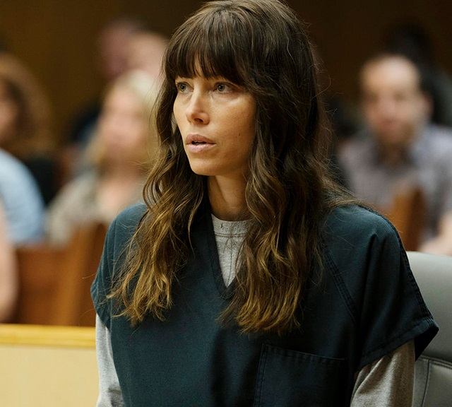 Jessica Biel in The Sinner