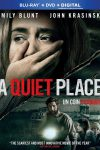 New on DVD - A Quiet Place, Chappaquiddick and more